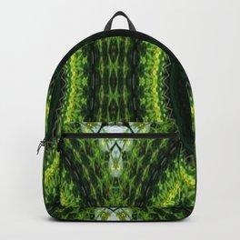 CHRISTMAS GREEN MANDELA CIRCLES FOR DECOR AND CLOTHING 2020 Backpack