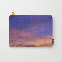 COME AWAY WITH ME - Autumn Sunset #1 #art #society6 Carry-All Pouch