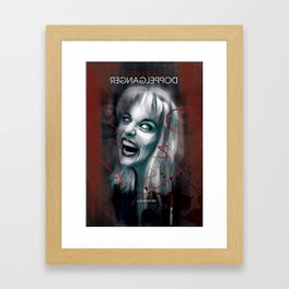 Meanwhile... Framed Art Print