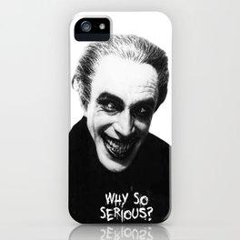 The Men Who Laugh iPhone Case