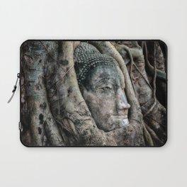 Banyan Tree Buddha Laptop Sleeve