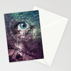 CONQUEST OF PARADISE Stationery Cards