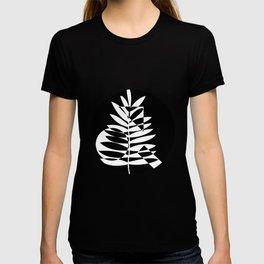 Geometric leaf - 2 T-shirt