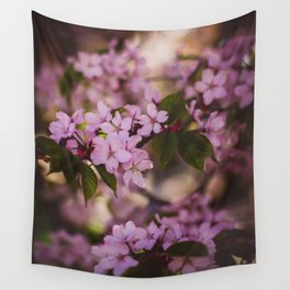 Beauty of Spring IV Wall Tapestry