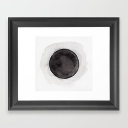 Space is Expansive Framed Art Print