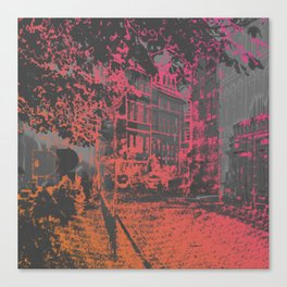 Visions of Weimar Canvas Print