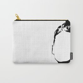Morrisey-vacant expression Carry-All Pouch