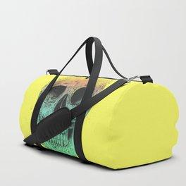 Pop art skull Duffle Bag