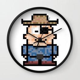 Pirate boy Wall Clock