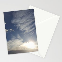 the Annapolis sky Stationery Cards