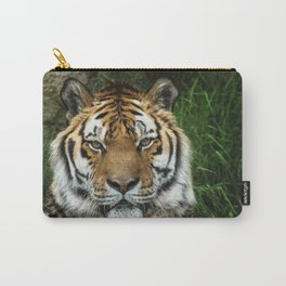 Majestic Fixed Tiger Stare Carry-All Pouch