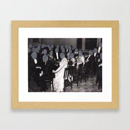 hidden1 Framed Art Print