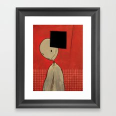 Silas Imperator Framed Art Print