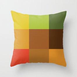 Fatuche Throw Pillow