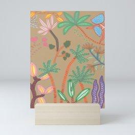 Jungle Light Mini Art Print