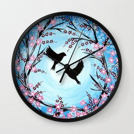 I'm Still in Love Wall Clock