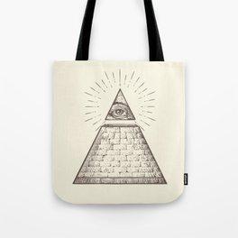 iLLuminati Tote Bag