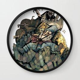 Gnome Chomsky Wall Clock