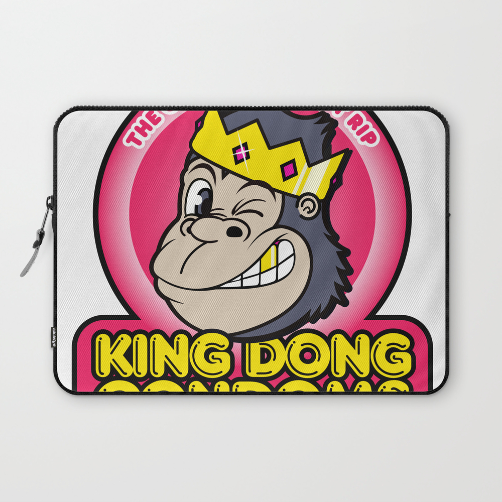 King Dong Condoms Laptop Sleeve LSV8441822