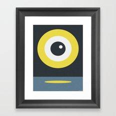 BEACON Framed Art Print