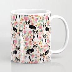 Welsh Corgi tri colored cardigan corgi dog breed must have corgi gifts for dog person pet friendly Mug
