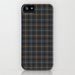 Beautiful plaid 4 iPhone Case