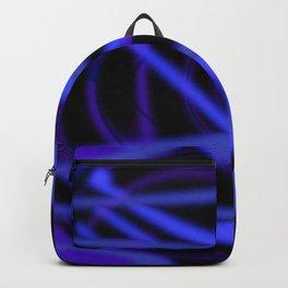 Purple Grooves Backpack