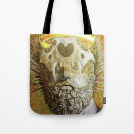"""The Protector"" Tote Bag"