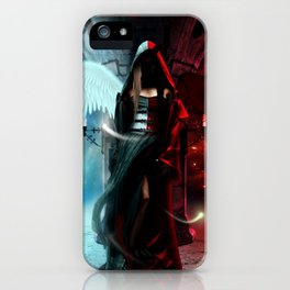 Souls' Keeper iPhone Case