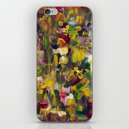 Fantasy about Gustav Klimt iPhone Skin