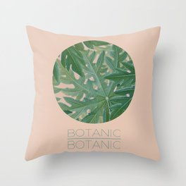 BOTANIC BOTANIC Throw Pillow