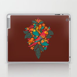 Tropicana (retro) Laptop & iPad Skin