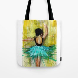 Tiny Dancer Tote Bag