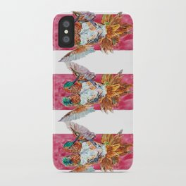 The Ultimate Pollinator, Triptych iPhone Case