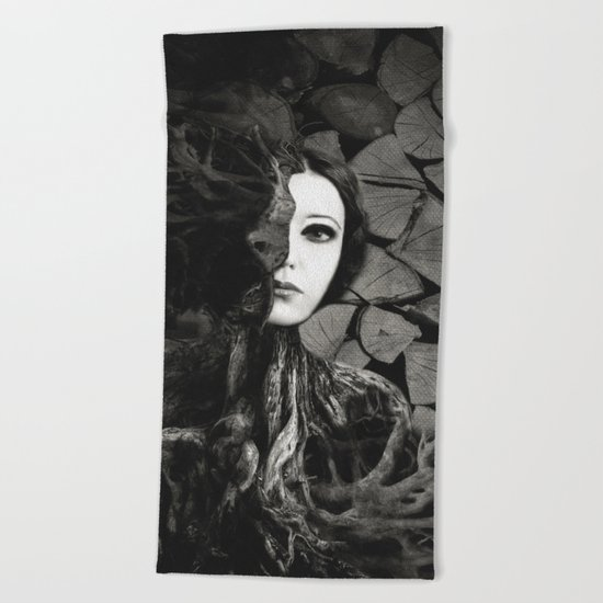 Melaina Beach Towel