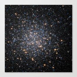 Glittery Starburst Canvas Print