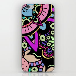 Seeing Mandalas iPhone Skin