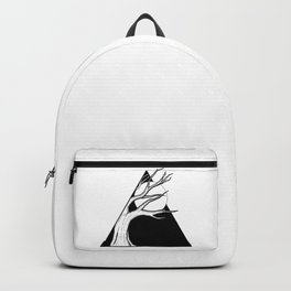 Moon and Tree Backpack