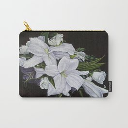 Wedding bouquet Carry-All Pouch