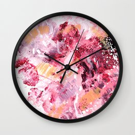 Moments in Motion Wall Clock