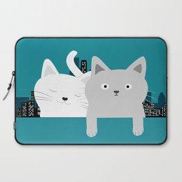 City Cats Laptop Sleeve