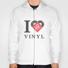 Vinyl Love Hoody