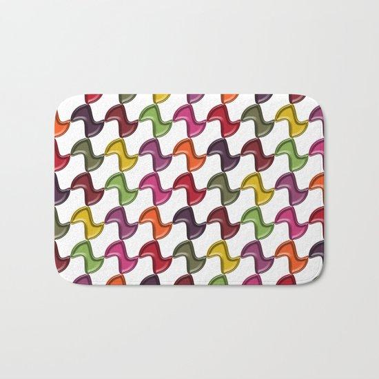 Pattern #45 Bath Mat