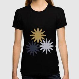 Three Flowers T-shirt