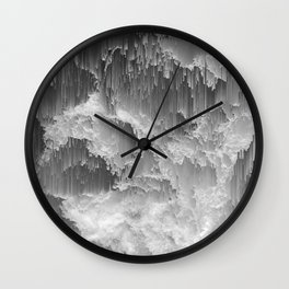 Sea Drift Wall Clock