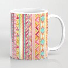 Summer Sun // Geometric Watercolor Mug