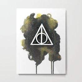 The Hallows Metal Print