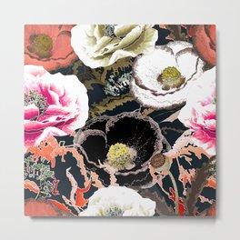 Flower composition. Metal Print