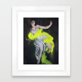 Syrinx Framed Art Print
