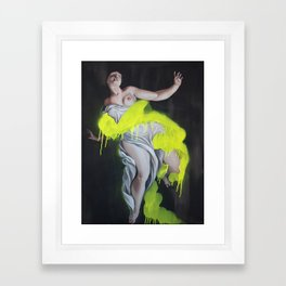 Syrinx Framed Art Print